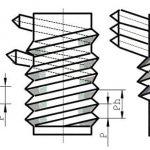 Основные параметры резьбы диаметры, направления, профиль и шаг
