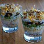 Салат из куриной грудки простой и вкусный_1
