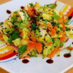 Салат с морковью и сельдереем рецепт