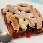 Пирог со сливами рецепт_1
