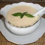 Соус для салата — Цезарь