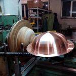 Ротационная вытяжка металла технология ротационной вытяжки