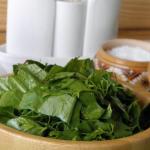 Салат из щавеля с фото