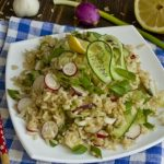 Салаты с рисом рецепты с фото простые и вкусные