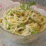 Салат с капустой рецепт с фото простой и вкусный вкусный