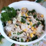 Салат с тунцом рецепт с фото очень вкусный