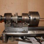 Самодельный токарный станок по металлу чертеж, изготовление
