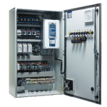 Шкаф управления насосами — принцип работы, технические характеристикb