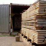Сушильная камера для древесины своими руками