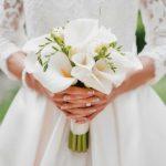 Модные тенденции свадебного маникюра лучшие идеи для невесты