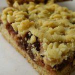 Тертый пирог с вареньем рецепт фото
