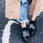 С чем носить женские и мужские лоферы