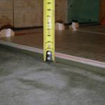 Толщина плитки с клеем на стену и пол минимальная толщина клея, как рассчитать