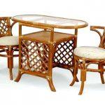 Особенности ротанговой мебели