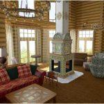 Обновление внутреннего интерьера дома