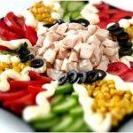 Как сделать хороший салат?
