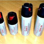 Что такое газовый баллончик?