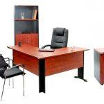 Сборка современной офисной мебели