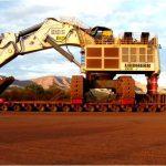 Карьерные гидравлические экскаваторы незаменимы при выполнении горных работ