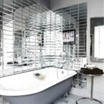 Магия зеркальной ванной