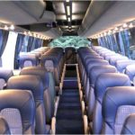 Вибір місця в автобусі-комфорт і безпека