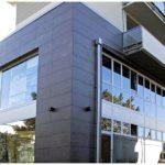 Вентилируемые фасады — дизайн и экологичность