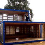Преимущество модульных зданий из контейнеров